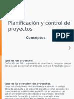 Contexto Planifición de Proyecto -Clase 1