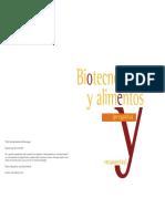 Libro de Biotecnologia de Alimentos PDF
