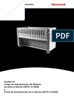 11157 System 57 Master Alarm Module MAN0505 Iss1 0197 ES