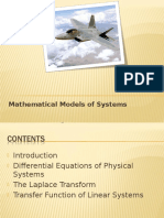 2-Mathematical Models of Systems