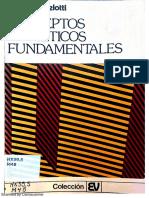 Conceptos Fundamentales (Umberto Melotti)