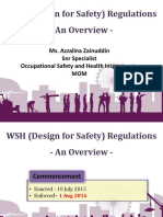 MOM_WSH (Design for Safety) Regulations