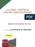 Campana Contra El Cancer Cervicouterino