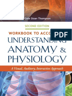 Workbook to Accompany Understanding Anatomy and Physiology - Thompson, Gale [SRG]