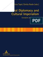 Cultural Diplomacy and Cultural Imperialism European Perspectiv
