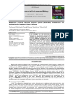 Web-based Tourism Decision Support System (WBTDSS) Architecture And