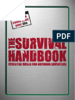 The Survival Handbook - Essential Skills for Outdoor Adventure 2009
