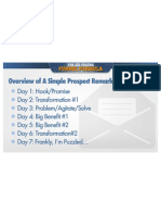 6FFF Simple Prospect Remarketing Sequence
