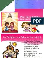Religión en El Nivel Inicial