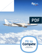 Flybe Group Plc Annual Report 2012 13