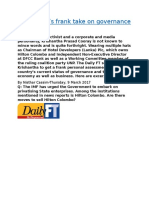 Krishantha's frank take on governance and biz.docx