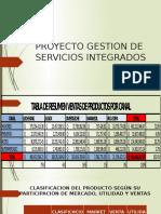 Proyecto Gestion de Servicios Integrados