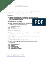 Nurse Practical Guideline Integumentary