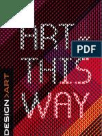 DESIGN>ART magazine No. 1