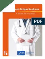 Chronic Fatigue Course