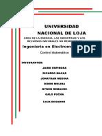 APLICACION DE PID, PROYECTO CONTROL AUTOMATICO (CALENTADOR DE AGUA)