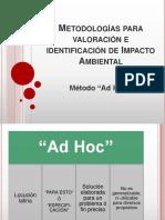 157881007 Metodologia Ad Hoc