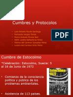Cumbres y Protocolos