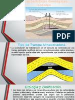 Características Geológicas Locales