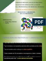 Proteinas Expo
