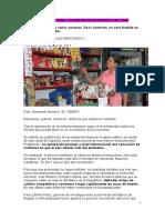 Las Ocho Tareas Para La Expansión Económica Del País