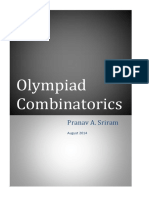 Olympiad Combinatorics (1)