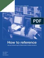 ReferencingGuide Education