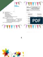 Buku Program Kem Kepimpinan 2017