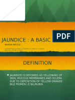 Jaundice Basic Review