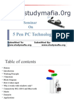 5 pen pc ppt