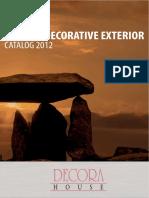 Decora House Catalog Profile Exterior