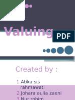 Valuing