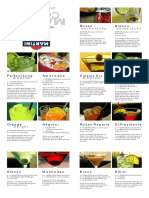Guide Cocktail Martini