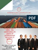 International, National, Local Freight, Shipping 3PL Logistics & Transport - IGL