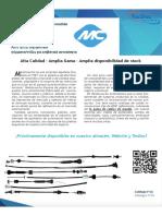 Revista New Cables Metalcaucho