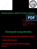 Signs of Chest Disease Chest Imaging