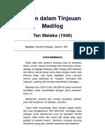 Islam Madilog