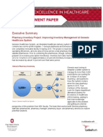 AEH Impact Assessment Executive Summary_Genesis