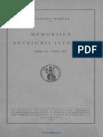 Analele Academiei Române. Memoriile Secţiunii Istorice. Seria 3. Tomul 19 1936-1937.pdf