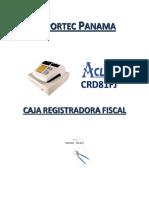 Manual de Usuario CRD81FJ V1.6