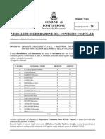 Adozione Rapporto Ambientale DC024-2009