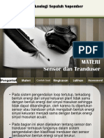 Sensor Dan Tranduser ITS (Materi Kuliah)