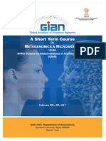 GIAN-Brochure for Short Term Cource_Biosc Dept_PDF