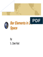 05-Bar Elements in 2d Space