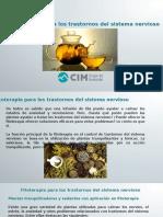 CIM Formación - Fitoterapia para los trastornos del sistema nervioso