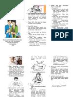 Leaflet Perawatan Bayi Berat Lahir Rendah