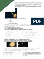 1º Eso Biologia y Geología Tema 2