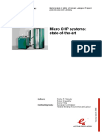 Micro CHP Systems