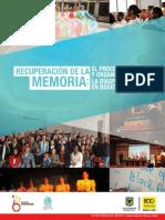 ORFA- Recuperacion de La Memoria Raizal  En Bogotá