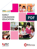 Early Childhood Education 2017